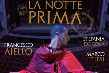 Locandina cortometraggio La Notte Prima