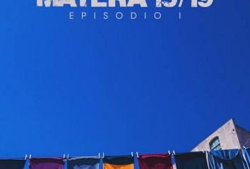 Locandina documentario Matera 15/19