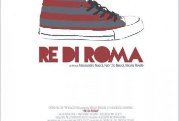 """Locandina cortometraggio """"Re di Roma"""""""