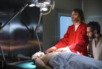 Il Miracolo - Foto dal set del film 'OH MIO DIO!'